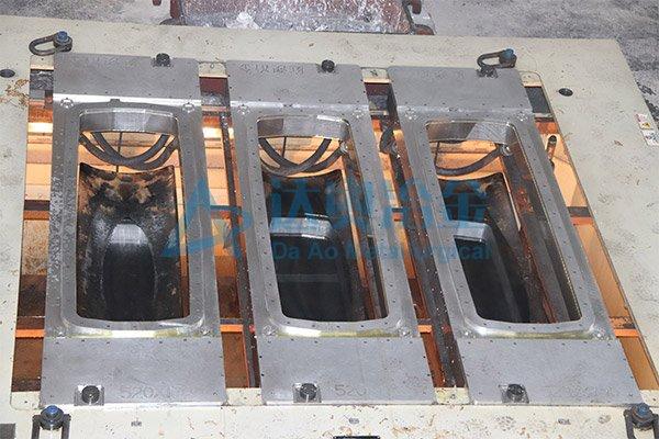 高合金化硬合金專用結晶器