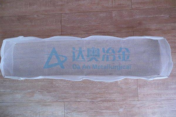 鋁液過濾分配袋-Ybak鑄造系統專用