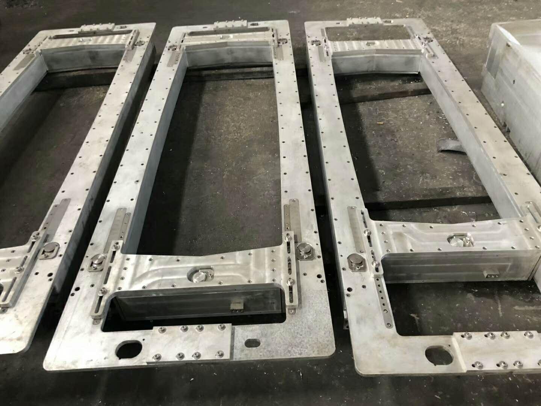 7055 超大規格鋁合金結晶器