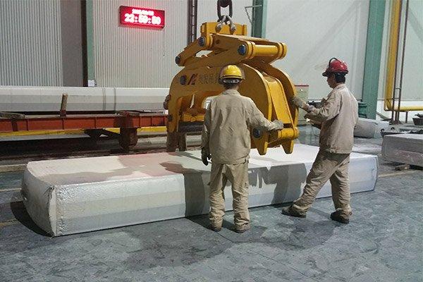 陜西大秦鋁業,位于陜西省銅川新區,與西飛公司建立有長期合作關系