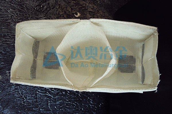 鋁液過濾分配袋